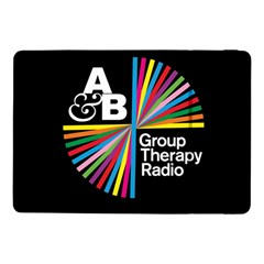 Above & Beyond  Group Therapy Radio Samsung Galaxy Tab Pro 10 1  Flip Case by Onesevenart
