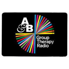Above & Beyond  Group Therapy Radio Ipad Air 2 Flip by Onesevenart