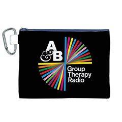 Above & Beyond  Group Therapy Radio Canvas Cosmetic Bag (xl) by Onesevenart