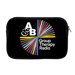 Above & Beyond  Group Therapy Radio Apple Macbook Pro 17  Zipper Case by Onesevenart