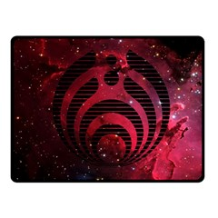 Bassnectar Galaxy Nebula Fleece Blanket (small) by Onesevenart