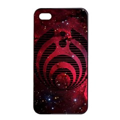Bassnectar Galaxy Nebula Apple Iphone 4/4s Seamless Case (black) by Onesevenart