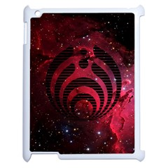 Bassnectar Galaxy Nebula Apple Ipad 2 Case (white) by Onesevenart
