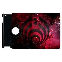 Bassnectar Galaxy Nebula Apple Ipad 3/4 Flip 360 Case by Onesevenart