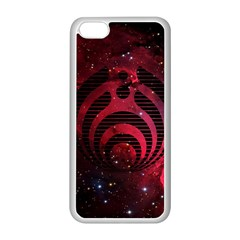 Bassnectar Galaxy Nebula Apple Iphone 5c Seamless Case (white) by Onesevenart