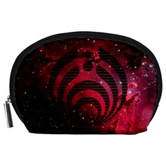 Bassnectar Galaxy Nebula Accessory Pouches (large)  by Onesevenart