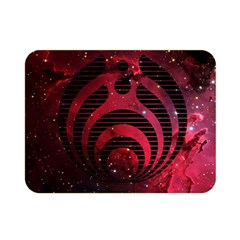 Bassnectar Galaxy Nebula Double Sided Flano Blanket (mini)  by Onesevenart