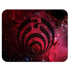 Bassnectar Galaxy Nebula Double Sided Flano Blanket (medium)  by Onesevenart