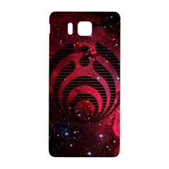 Bassnectar Galaxy Nebula Samsung Galaxy Alpha Hardshell Back Case by Onesevenart