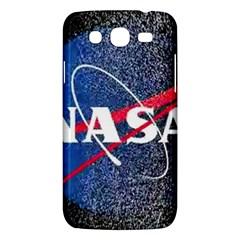 Nasa Logo Samsung Galaxy Mega 5 8 I9152 Hardshell Case  by Onesevenart