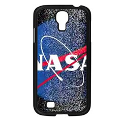 Nasa Logo Samsung Galaxy S4 I9500/ I9505 Case (black) by Onesevenart