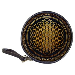 Bring Me The Horizon Cover Album Gold Classic 20 Cd Wallets by Onesevenart