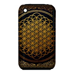 Bring Me The Horizon Cover Album Gold Iphone 3s/3gs by Onesevenart