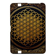 Bring Me The Horizon Cover Album Gold Kindle Fire Hd 8 9  by Onesevenart