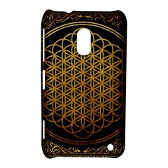 Bring Me The Horizon Cover Album Gold Nokia Lumia 620 by Onesevenart