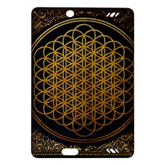 Bring Me The Horizon Cover Album Gold Amazon Kindle Fire Hd (2013) Hardshell Case by Onesevenart