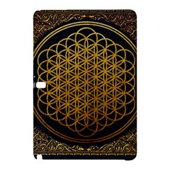 Bring Me The Horizon Cover Album Gold Samsung Galaxy Tab Pro 12 2 Hardshell Case by Onesevenart
