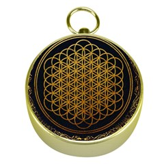 Bring Me The Horizon Cover Album Gold Gold Compasses by Onesevenart