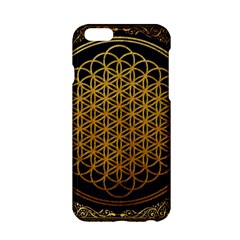 Bring Me The Horizon Cover Album Gold Apple Iphone 6/6s Hardshell Case by Onesevenart