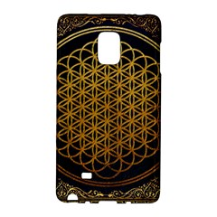 Bring Me The Horizon Cover Album Gold Galaxy Note Edge by Onesevenart