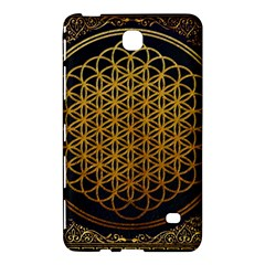 Bring Me The Horizon Cover Album Gold Samsung Galaxy Tab 4 (8 ) Hardshell Case  by Onesevenart