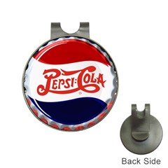 Pepsi Cola Hat Clips With Golf Markers by Onesevenart