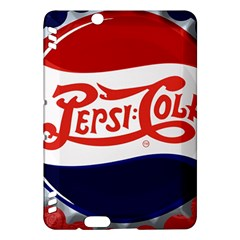 Pepsi Cola Kindle Fire Hdx Hardshell Case by Onesevenart
