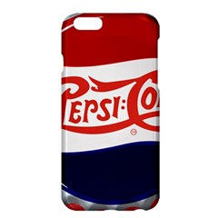 Pepsi Cola Apple Iphone 6 Plus/6s Plus Hardshell Case by Onesevenart