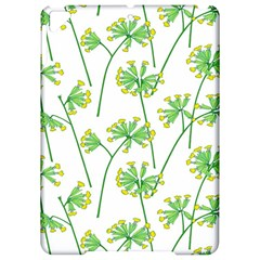 Marimekko Fabric Flower Floral Leaf Apple Ipad Pro 9 7   Hardshell Case by Mariart