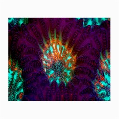 Live Green Brain Goniastrea Underwater Corals Consist Small Small Glasses Cloth by Mariart