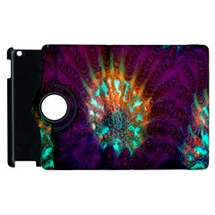 Live Green Brain Goniastrea Underwater Corals Consist Small Apple Ipad 2 Flip 360 Case by Mariart