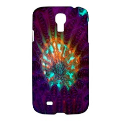 Live Green Brain Goniastrea Underwater Corals Consist Small Samsung Galaxy S4 I9500/i9505 Hardshell Case by Mariart