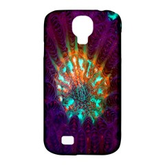 Live Green Brain Goniastrea Underwater Corals Consist Small Samsung Galaxy S4 Classic Hardshell Case (pc+silicone) by Mariart