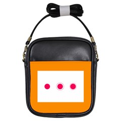 Patterns Types Drag Swipe Fling Activities Gestures Girls Sling Bags by Mariart