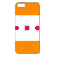 Patterns Types Drag Swipe Fling Activities Gestures Apple Seamless Iphone 5 Case (clear) by Mariart