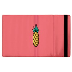 Pineapple Fruite Minimal Wallpaper Apple Ipad Pro 12 9   Flip Case by Mariart