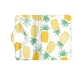 Pineapple Fruite Seamless Pattern Kindle Fire Hd (2013) Flip 360 Case by Mariart