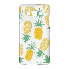 Pineapple Fruite Seamless Pattern Samsung Galaxy A5 Hardshell Case  by Mariart