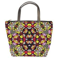 Queen Design 456 Bucket Bags by MRTACPANS