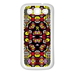 Queen Design 456 Samsung Galaxy S3 Back Case (white) by MRTACPANS