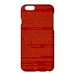 Mrtacpans Writing Grace Apple Iphone 6 Plus/6s Plus Hardshell Case by MRTACPANS