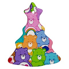 Care Bears Ornament (christmas Tree)  by MadelineMadness