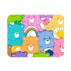 Care Bears Double Sided Flano Blanket (mini)  by MadelineMadness