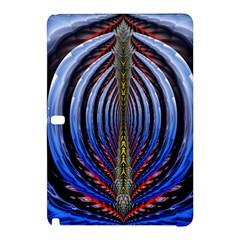 Illustration Robot Wave Rainbow Samsung Galaxy Tab Pro 12 2 Hardshell Case by Mariart