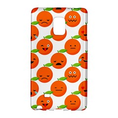 Seamless Background Orange Emotions Illustration Face Smile  Mask Fruits Galaxy Note Edge by Mariart