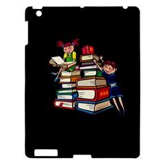 Back To School Apple Ipad 3/4 Hardshell Case by Valentinaart