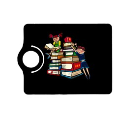Back To School Kindle Fire Hd (2013) Flip 360 Case by Valentinaart