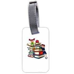 Back To School Luggage Tags (two Sides)