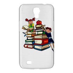 Back To School Samsung Galaxy Mega 6 3  I9200 Hardshell Case by Valentinaart