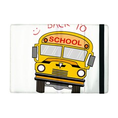 Back To School   School Bus Ipad Mini 2 Flip Cases by Valentinaart